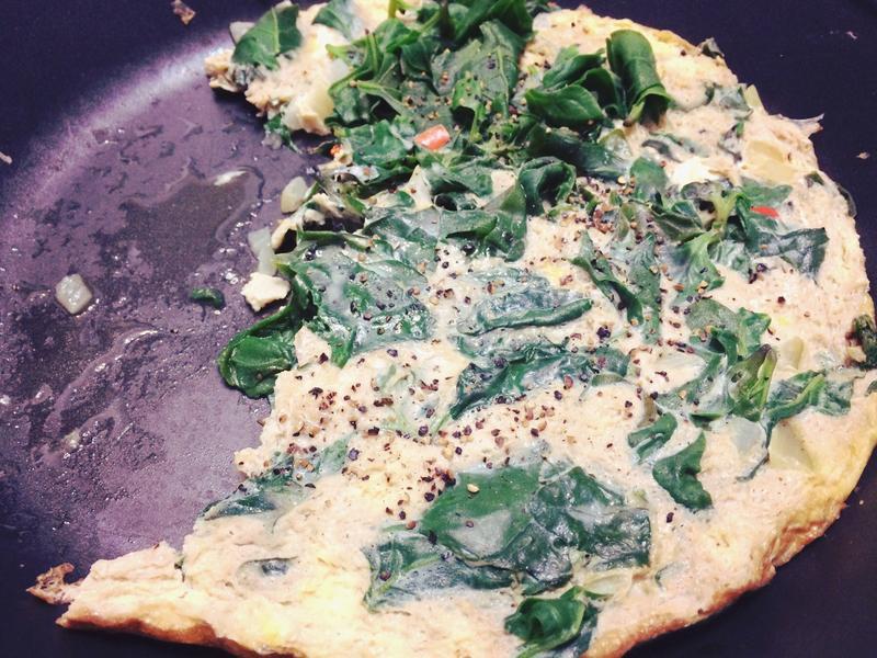 【5分鐘上菜】蔬菜煎蛋塔