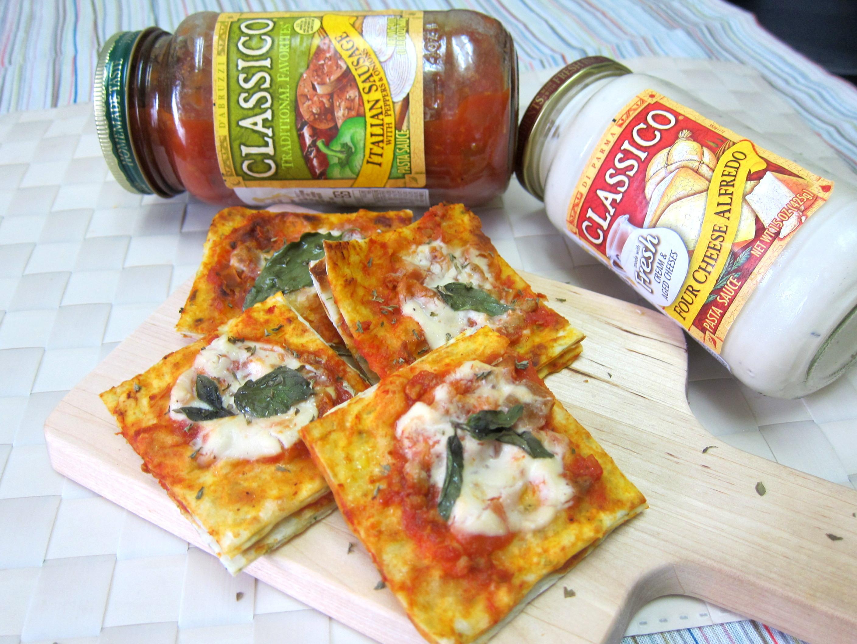 瑪格麗特義醬煎餅-CLASSICO義麵醬