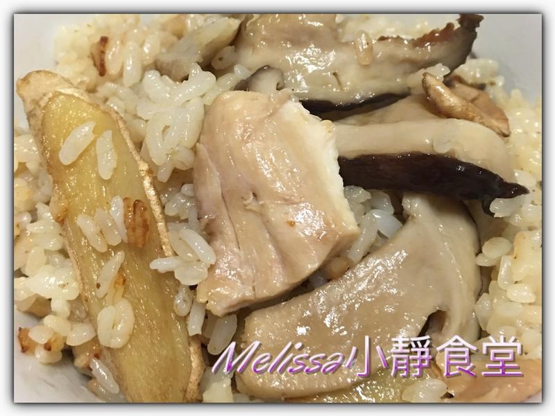 營養健康麻油雞飯「簡易電鍋料理」