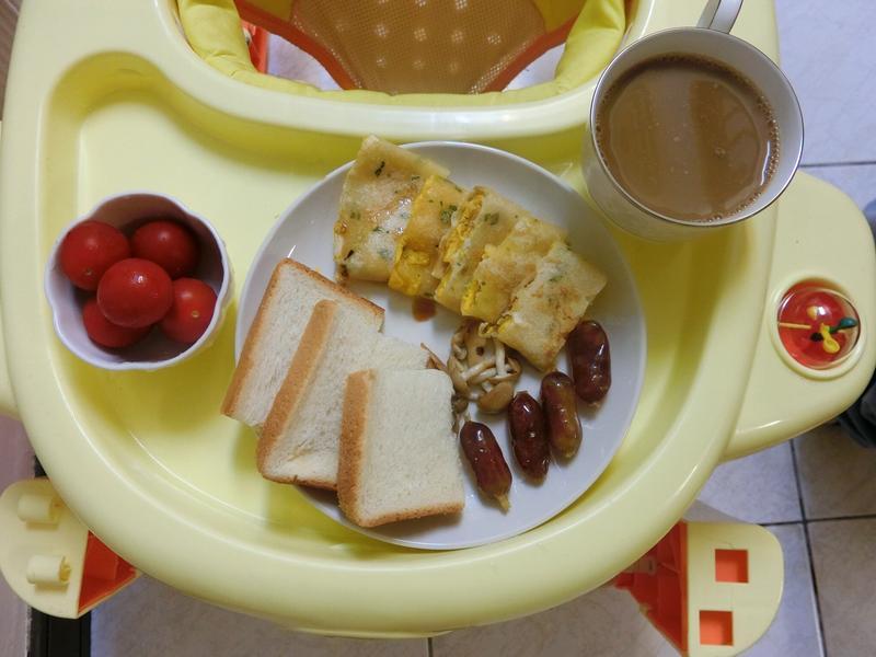 台式早午餐