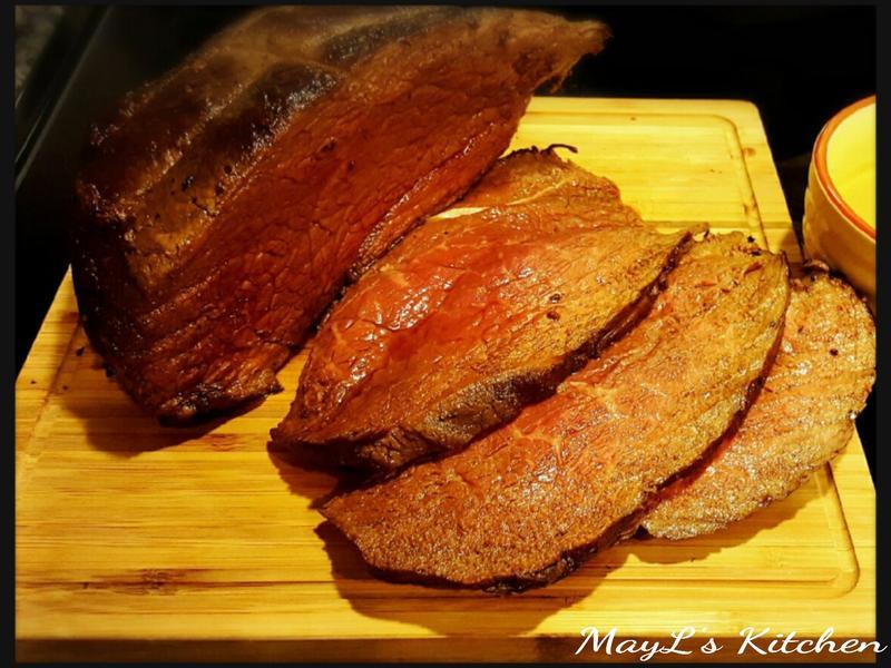 酒店式燒牛肉(免焗爐版)