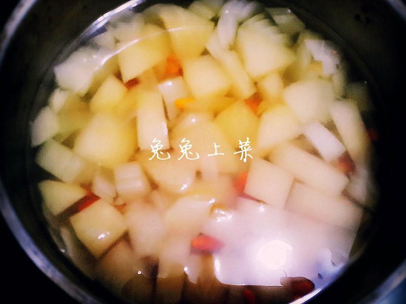 洋蔥蘋果湯