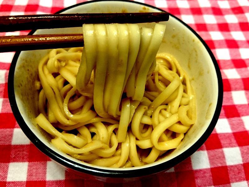 麻醬麵(5分鐘)