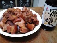 【源釀醬油】家傳醬香滷肉