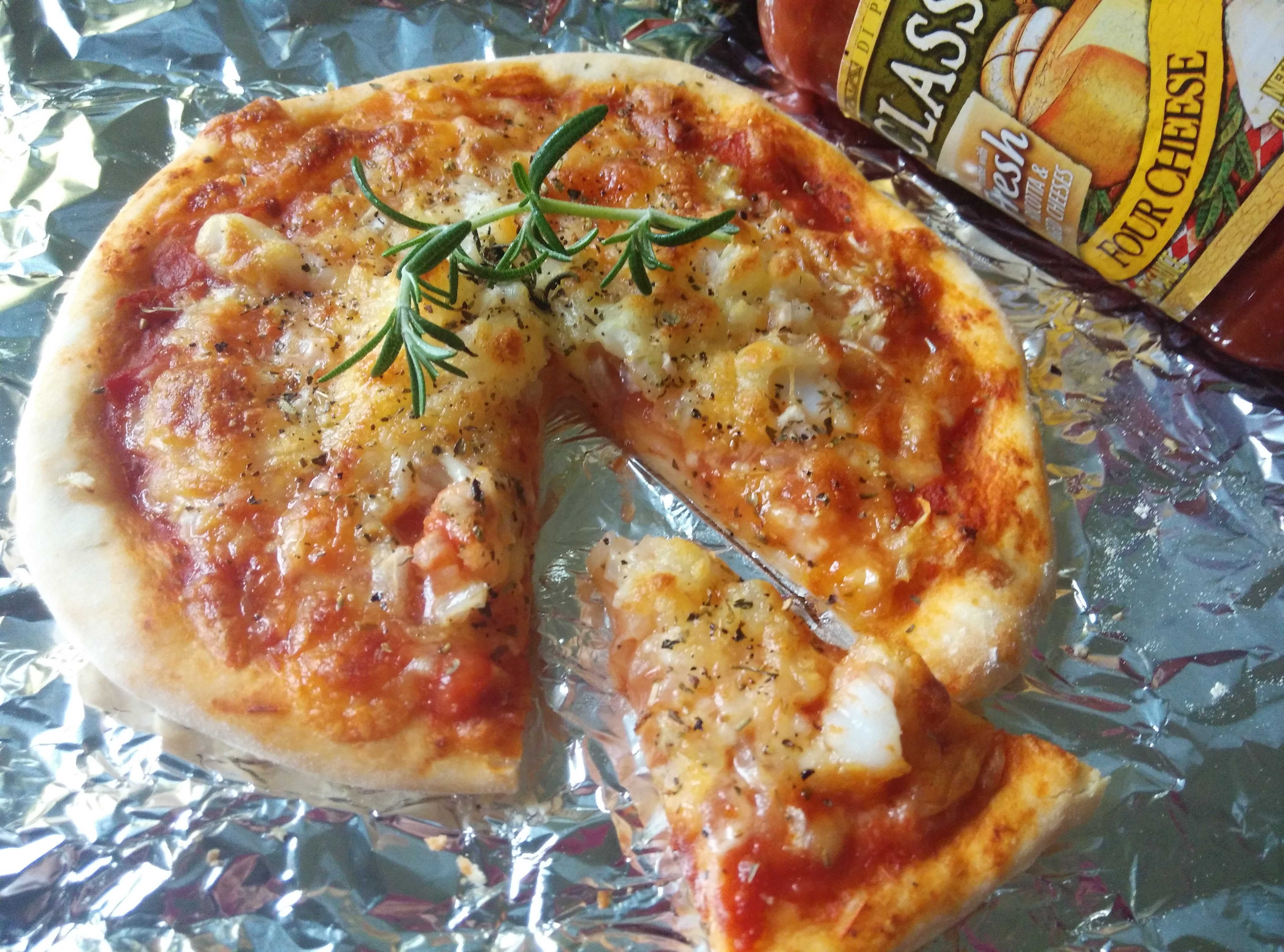 義式紅醬披蕯-CLASSICO義大利麵醬