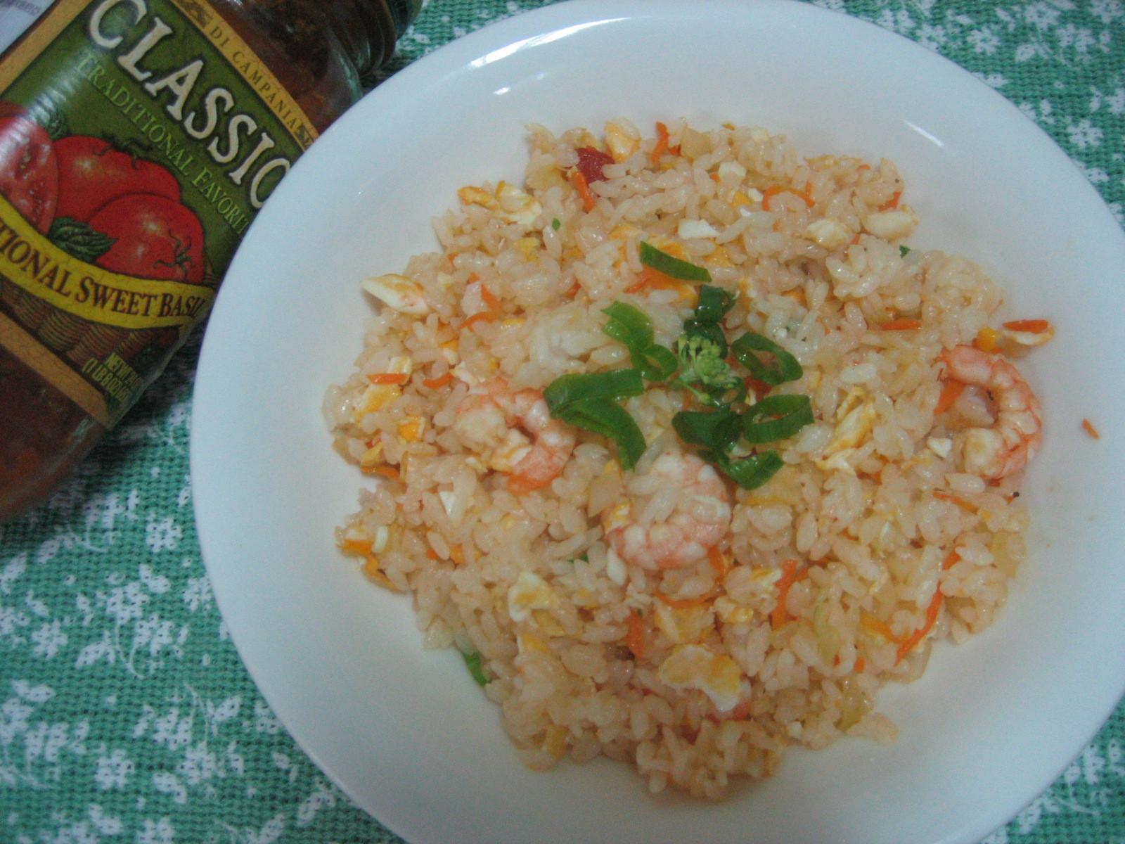 鮮蝦茄汁炒飯_CLASSICO義麵醬
