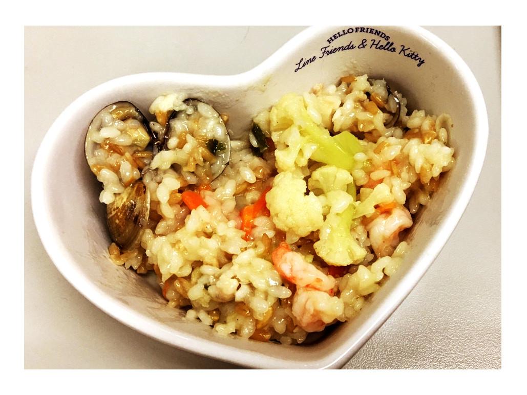 海鮮燉飯【日正食品  我家也有小當家】