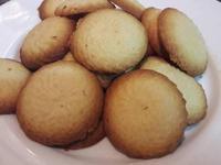 檸檬奶酥餅乾