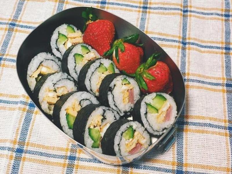 壽司便當【外宿料理】