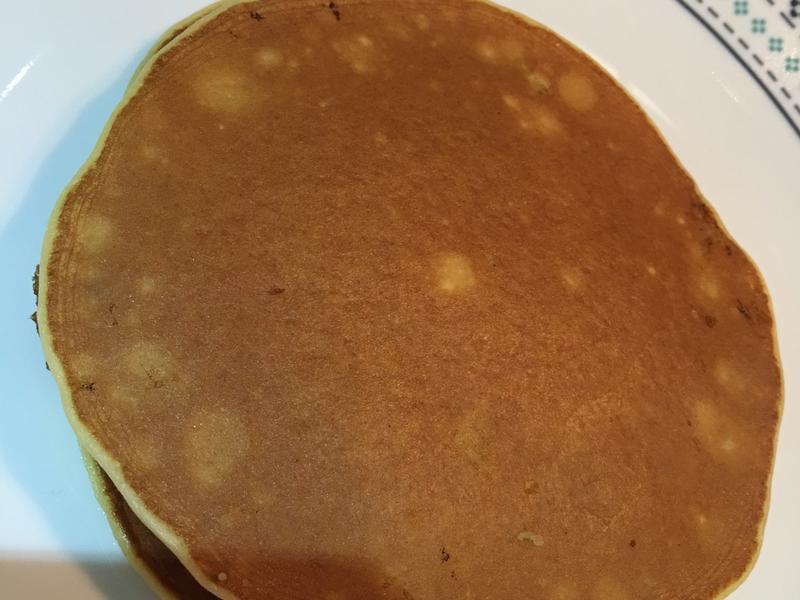 香蕉Pancake(無糖-寶寶也可以吃)