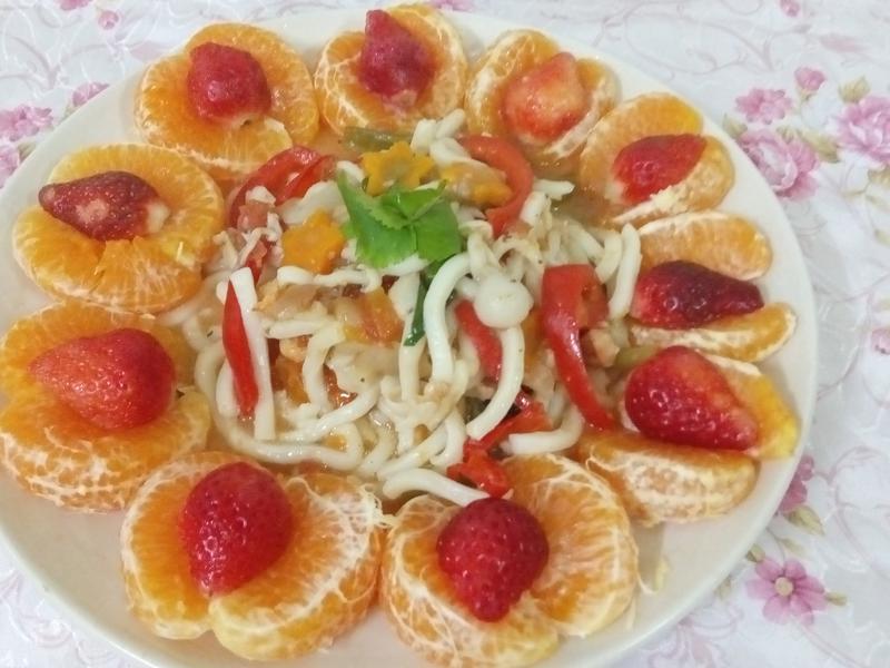 蕃茄肉燥鍋燒麵(好菇道美味家廚)