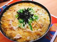 <日式>雞肉親子丼