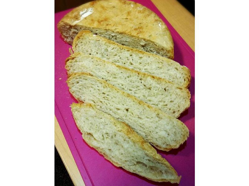 [電鍋]免揉麵包