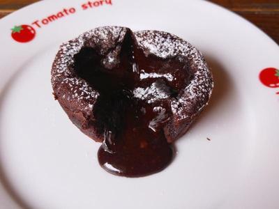 熔岩巧克力布朗尼