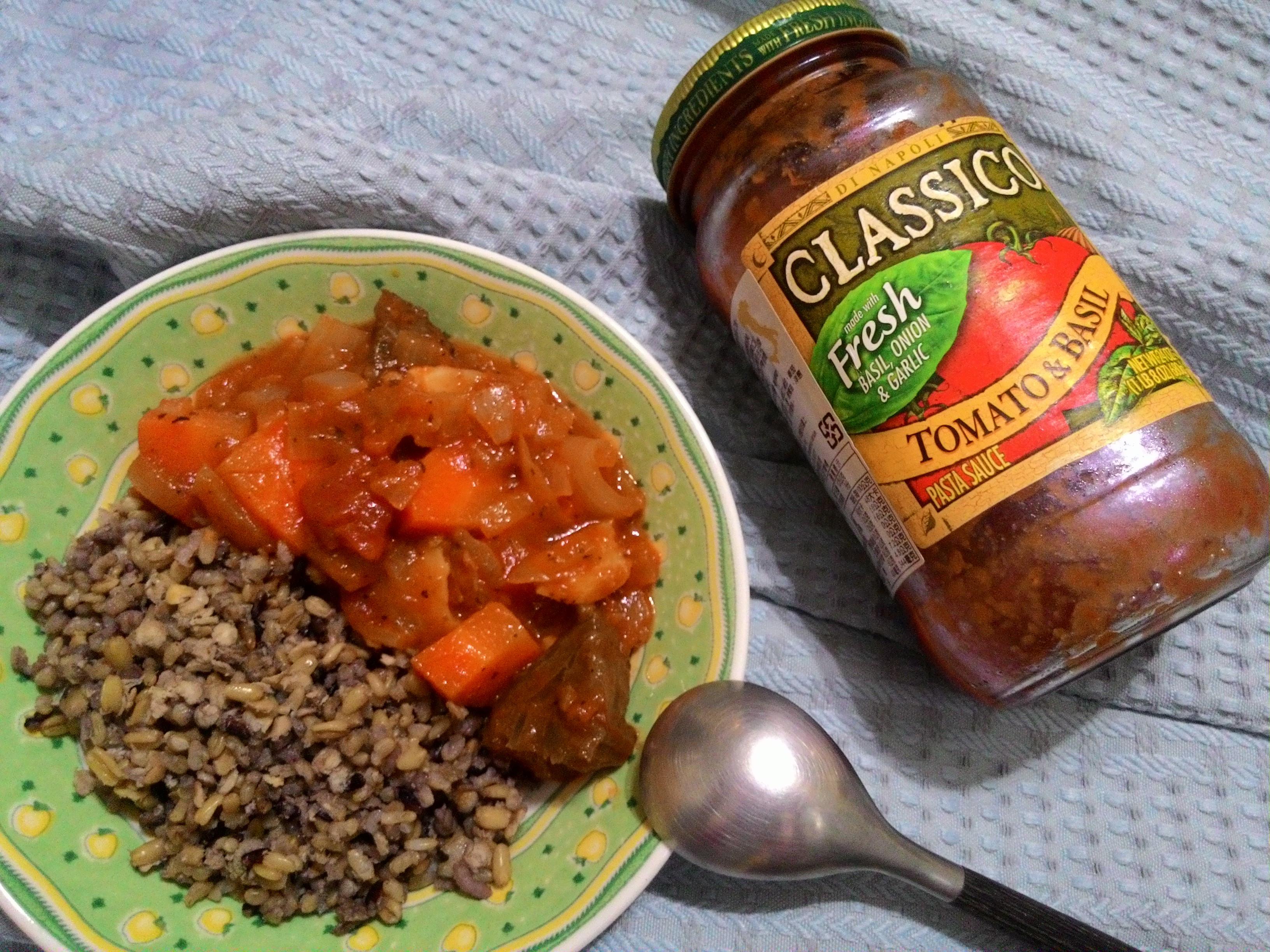 簡易番茄燉牛肉_CLASSICO義麵醬