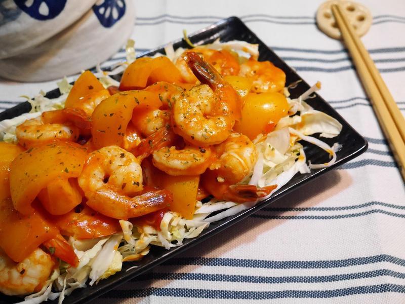 醬燒茄汁蝦仁-CLASSICO義麵醬