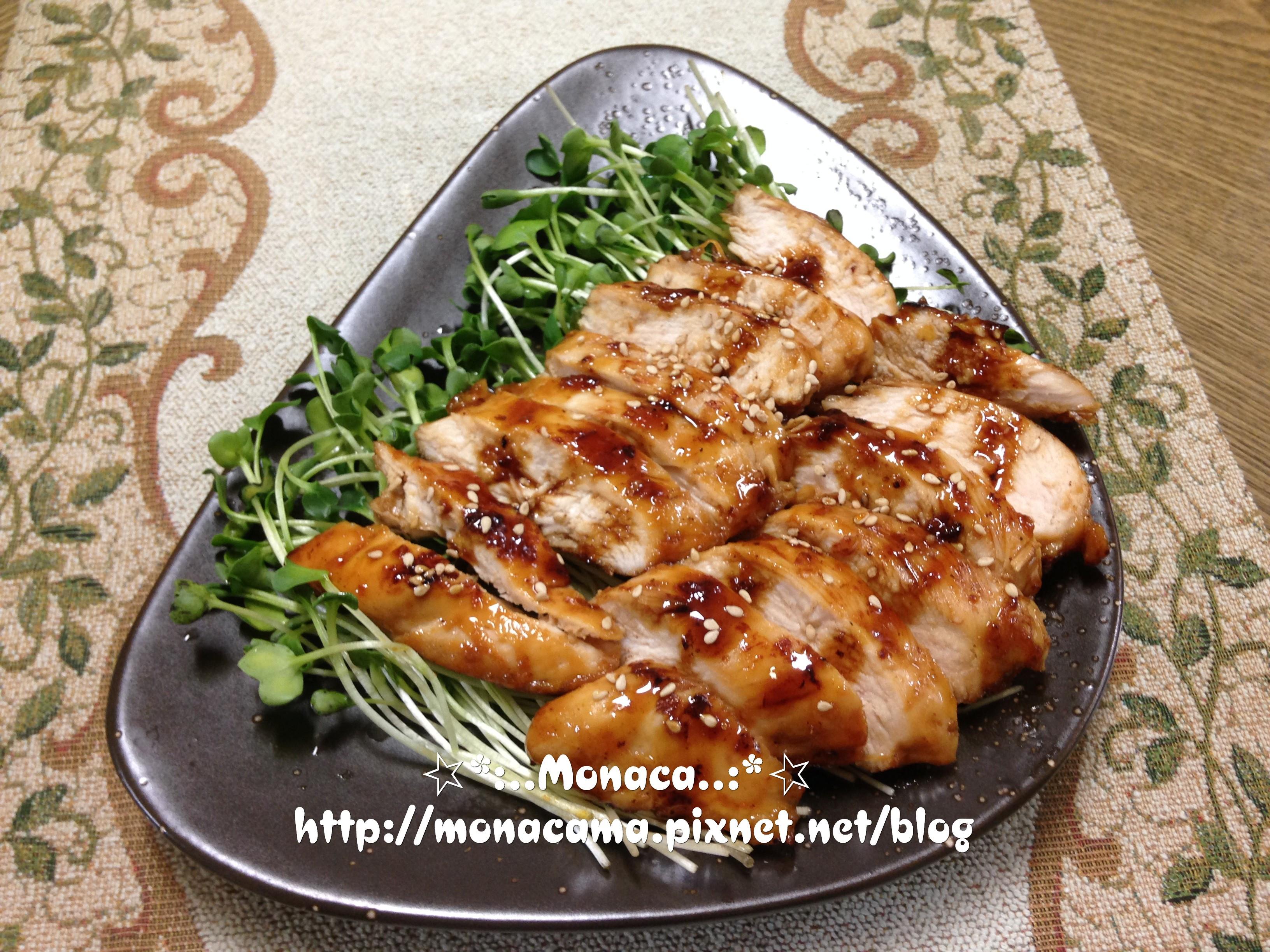 日式照燒雞胸肉/鶏むね肉の照り焼き[一]
