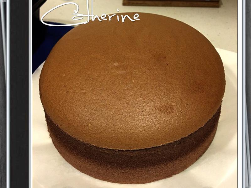 棉花巧克力蛋糕