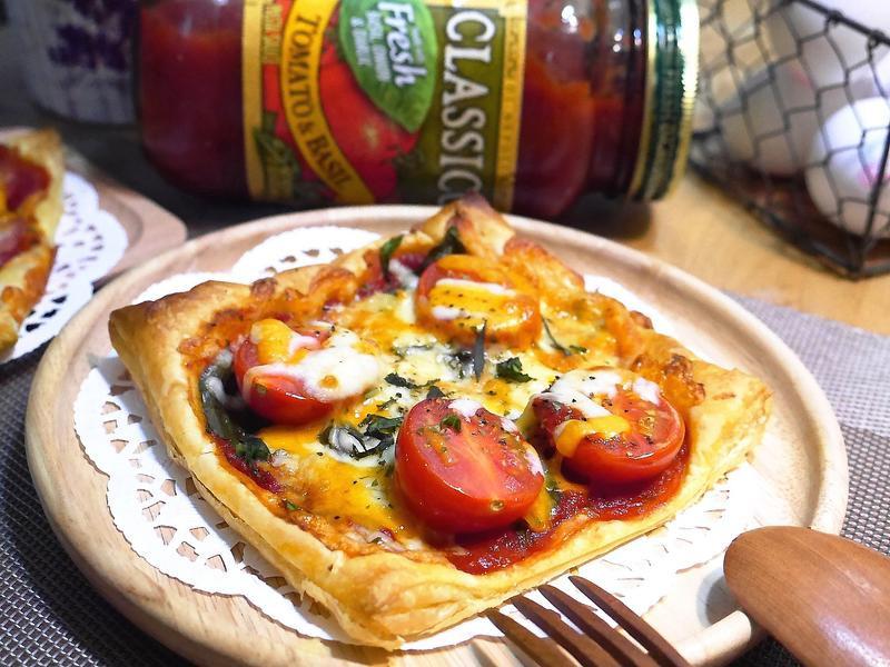 酥皮小披薩-CLASSICO義麵醬