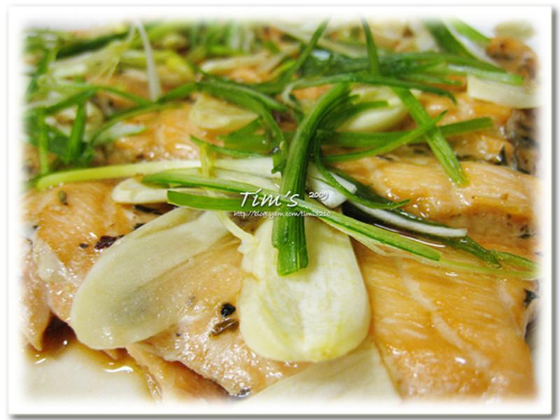 [提姆士食譜] 地中海香草鮭魚