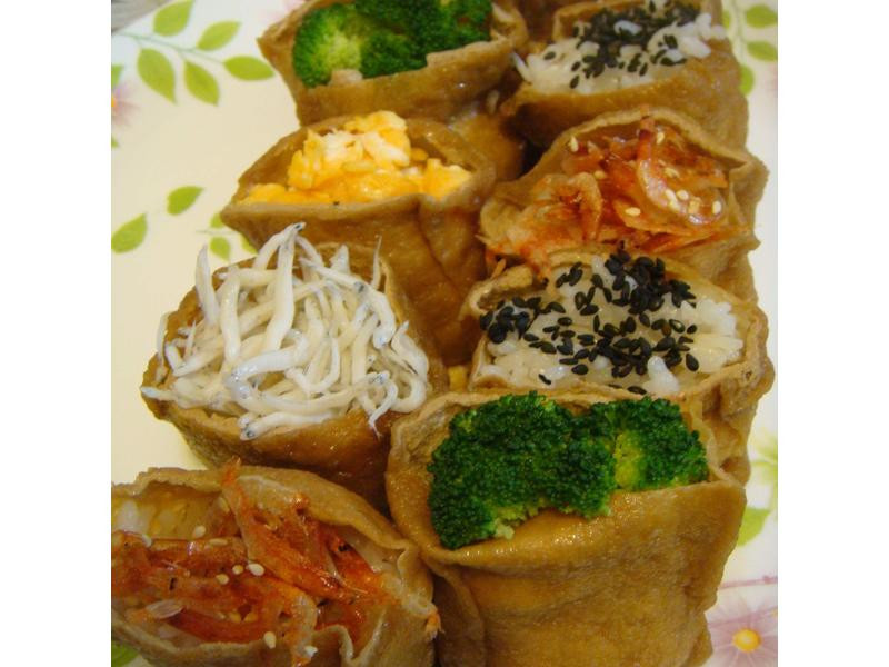 稻荷豆皮壽司