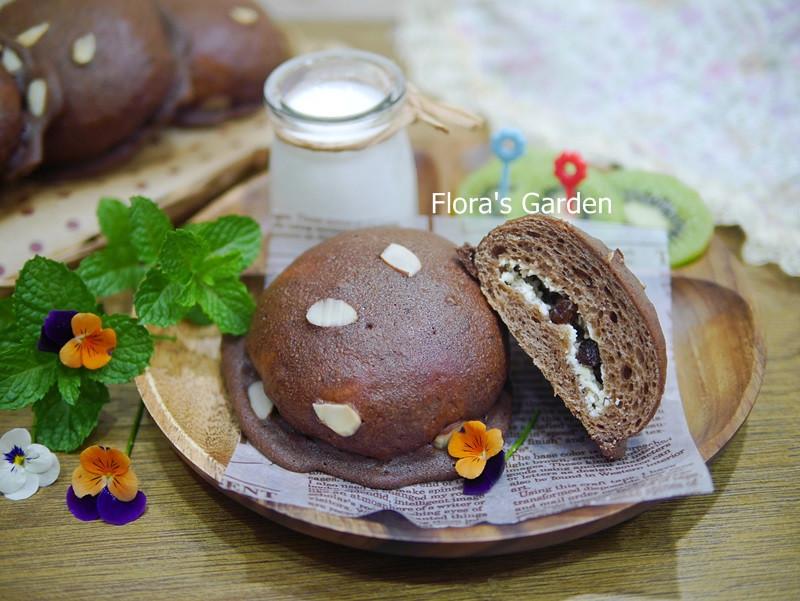 巧克力墨西哥麵包~附初學者詳細做法說明