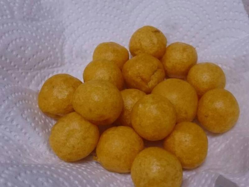 黃金QQ球(地瓜球)