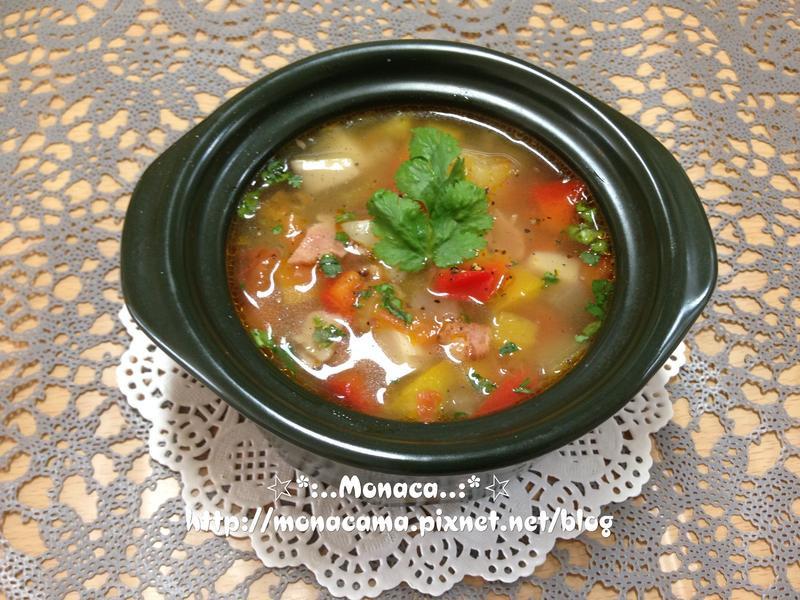 義式蔬菜湯Minestrone Soup