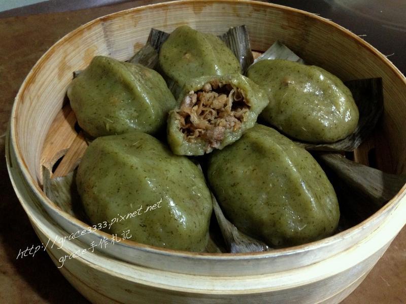 鼠麴草粿(草仔粿)