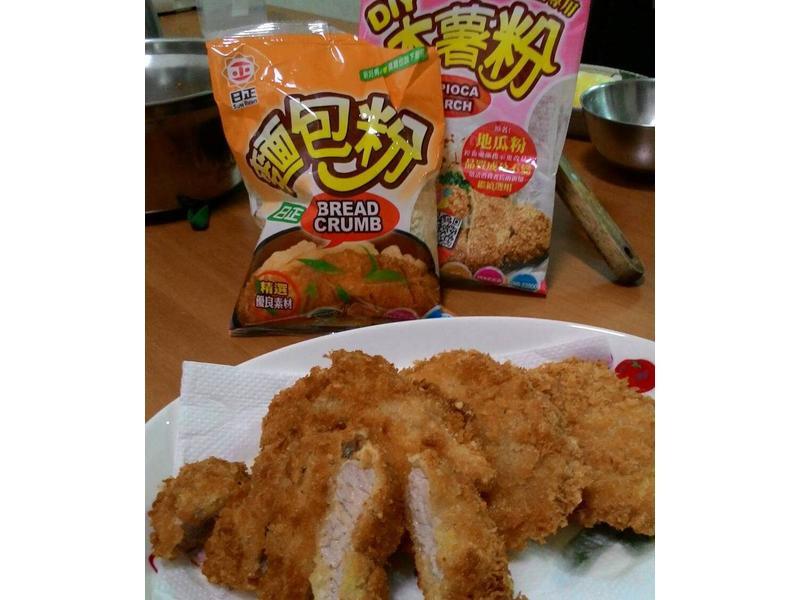 日式炸豬排(日正麵包粉/木薯粉)