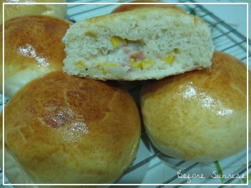 [7 Bakery] 鬆軟的馬鈴薯麵包