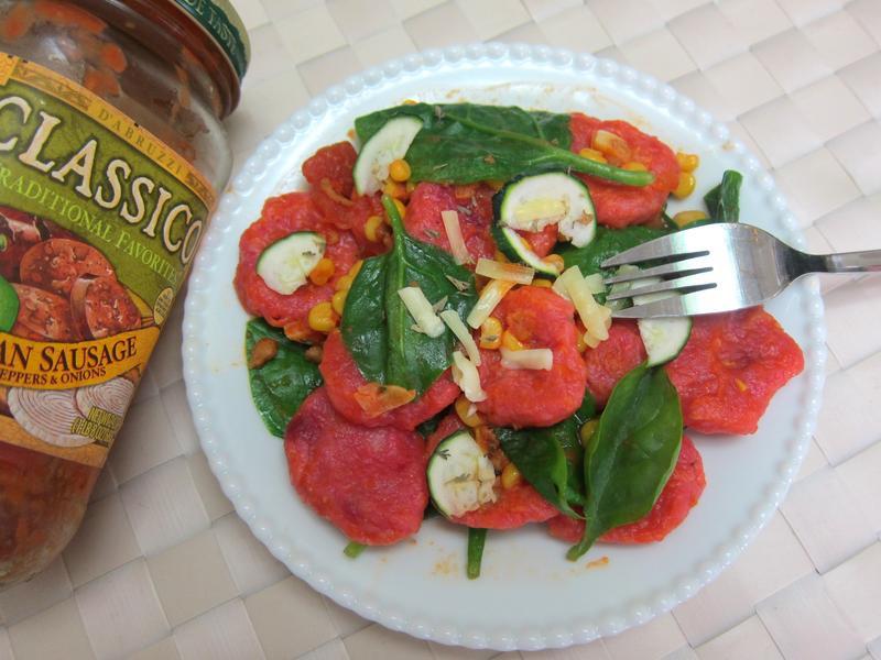 甜菜根補血麵疙瘩-CLASSICO義麵醬