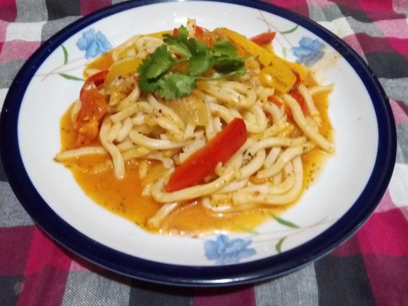 義式蕃茄烏龍(CLASSICO義麵醬)