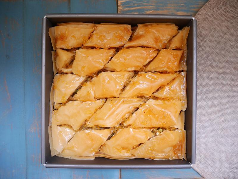 巴拉瓦餅 Baklava