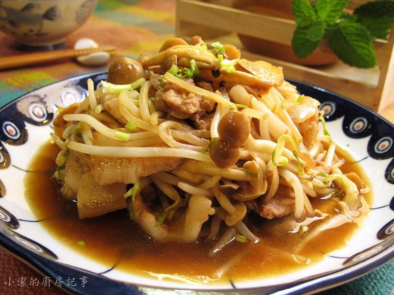 薑味鮮蔬炒肉片【好菇道美味家廚】