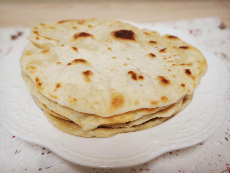 手工墨西哥薄餅 超簡易做法❤