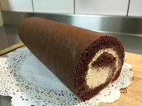 ▊食譜。巧克力戚風蛋糕捲▊