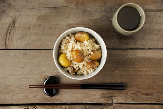 第一次就上手 100%成功日式栗子炊飯