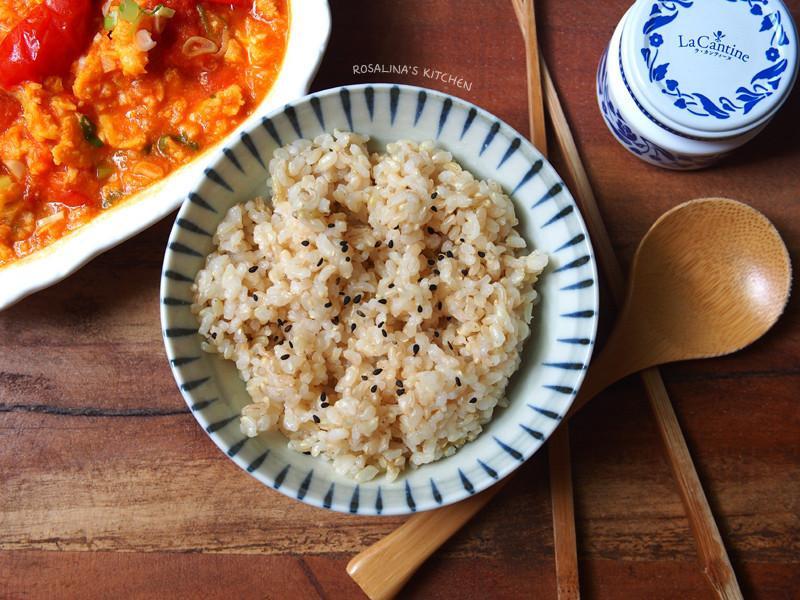 好吃的糙米飯之鑄鐵鍋煮法