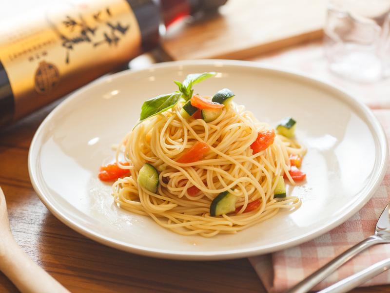 義大利蕃茄冷麵(素)【淬釀春日野餐節】