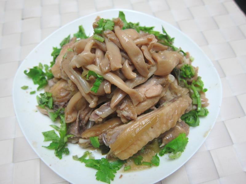 免火蒸好吃菇菇雞-好菇道美味家廚