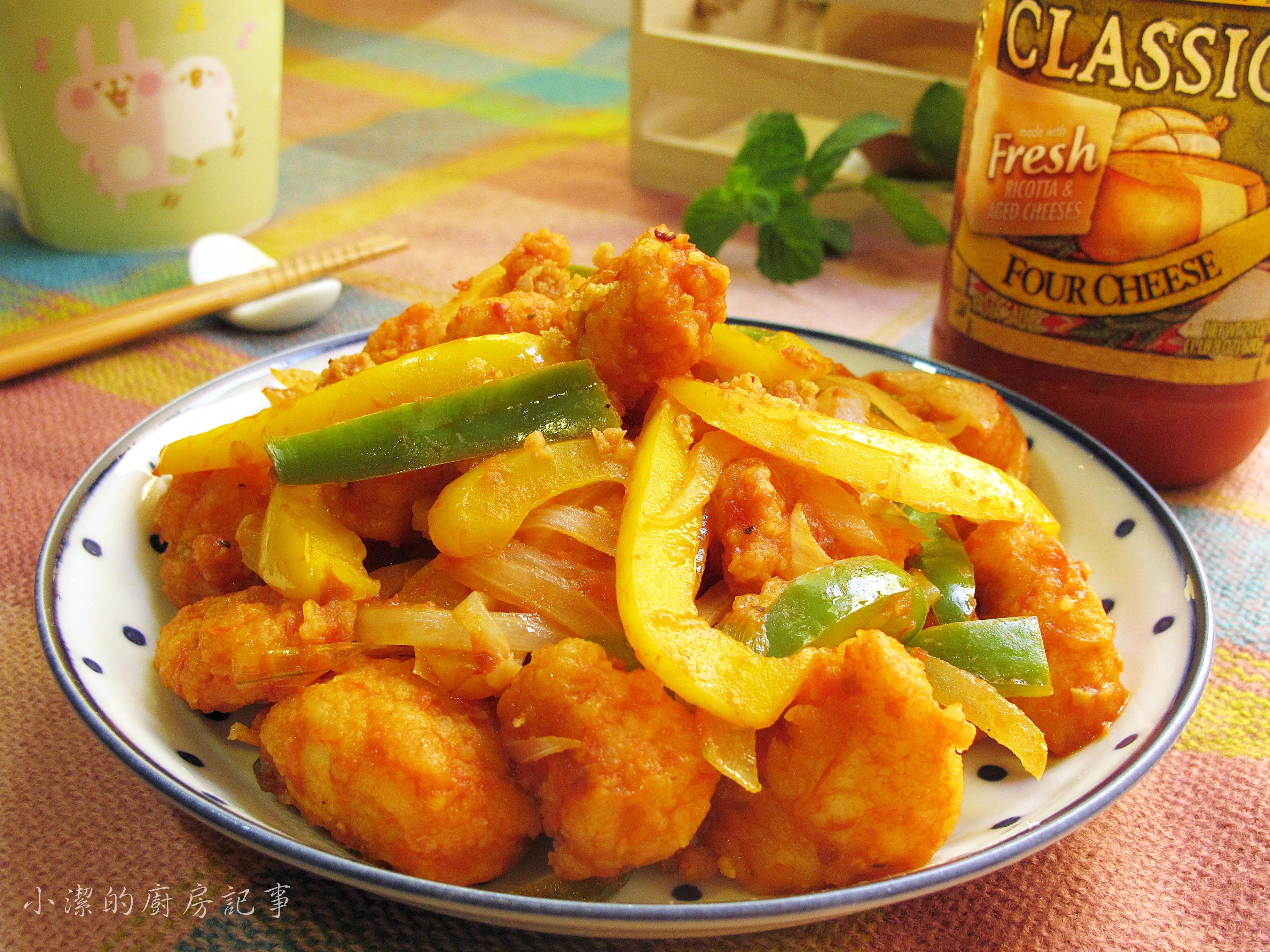 義式紅醬雞球【CLASSICO義麵醬】