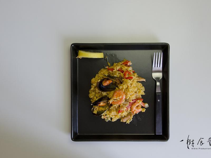 『一樹食堂』-Paella 西班牙海鮮飯