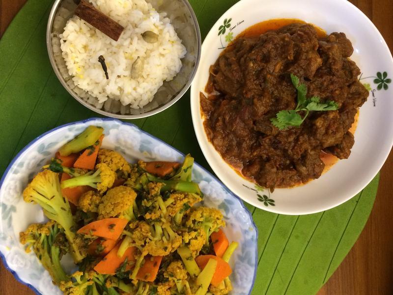 南印風味燉牛肉