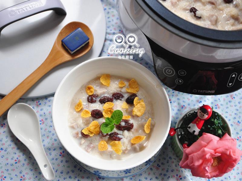 牛奶香芋甜粥【大同複合料理無水鍋】