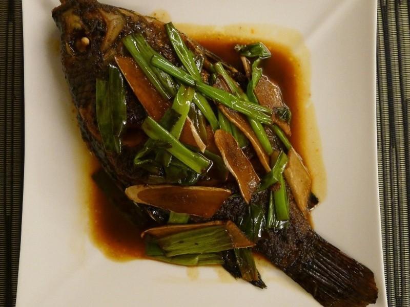 品靚上菜-簡易紅燒魚