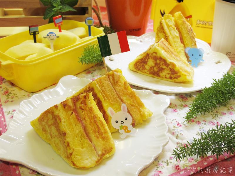 法國吐司【小七野餐趣】