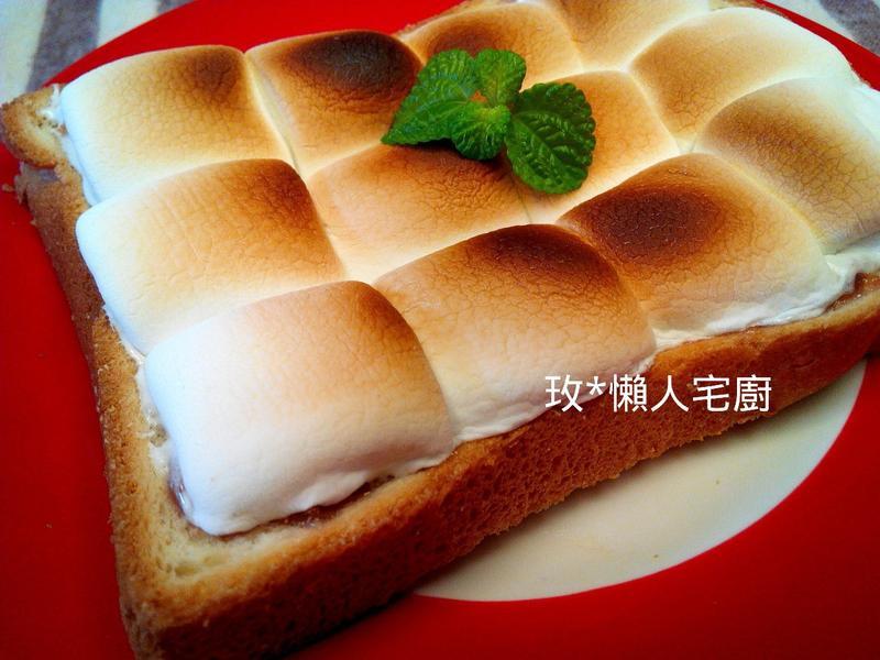 【小烤箱X懶人】療癒系。雲朵吐司