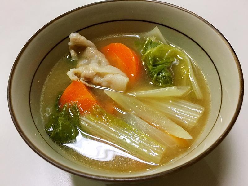 日式雜炊味噌