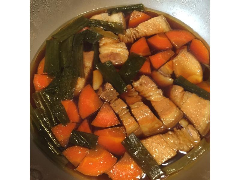 胡蘿蔔燉肉